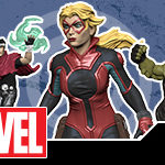Marvel HeroClix: Civil War Storyline OP - Young Avengers