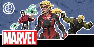 Marvel HeroClix: Civil War Storyline OP - Young Avengers