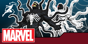 Marvel HeroClix: Superior Foes of Spider-Man - Venom & Anti-Venom