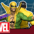 Marvel HeroClix: Superior Foes of Spider-Man- Power Man & Iron Fist