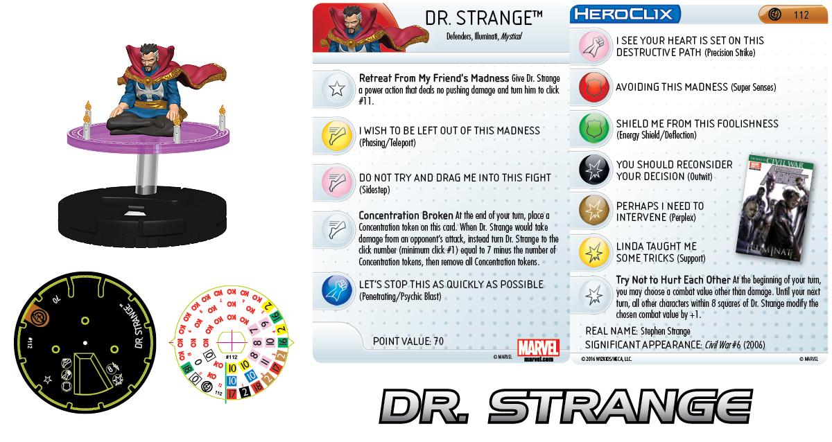 MV2016 112 Dr. Strange