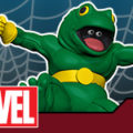 Marvel HeroClix: Superior Foes of Spider-Man - Frog-Man