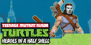 Teenage Mutant Ninja Turtles HeroClix: Heroes in a Half Shell - Casey Jones