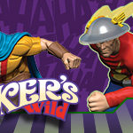 DC HeroClix: The Joker's Wild- The Atom & The Flash