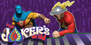 DC HeroClix: The Joker's Wild- The Atom & The Flash
