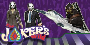 DC HeroClix: The Joker's Wild!- Court of Owls