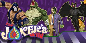 DC HeroClix: The Joker's Wild - Batman Enemies