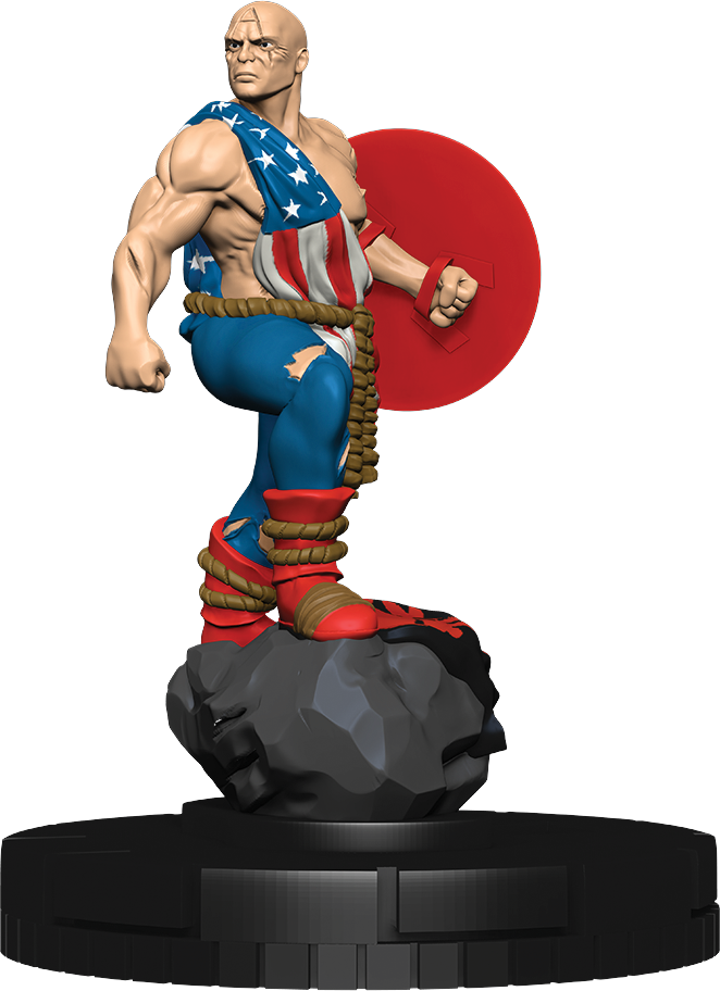 2017 Convention Exclusives - Marvel HeroClix: Earth X Captain America