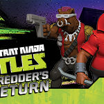 Teenage Mutant Ninja Turtles HeroClix: Shredder's Return - Bebop