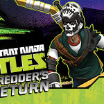 Teenage Mutant Ninja Turtles HeroClix: Shredder's Return - Casey Jones