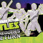 TMNT HeroClix: Shredder's Return - Foot Tech